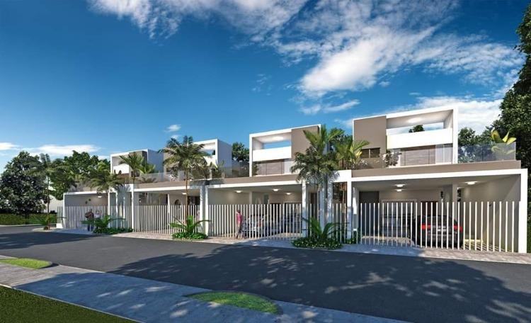 Proyecto MDOS Residencial de Casas en Brisa Oriental