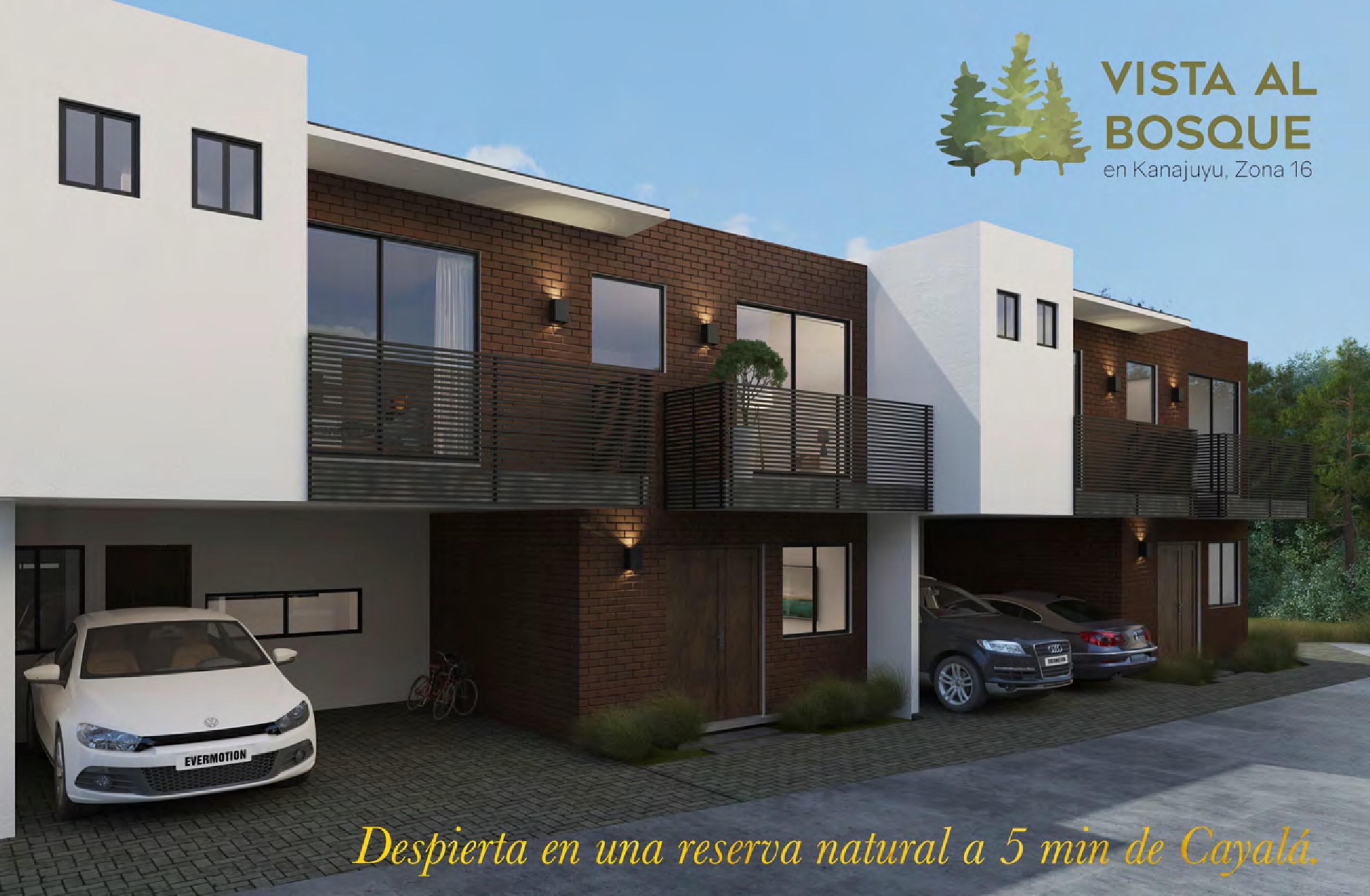 Vendo Hermosas casas en Residencial Vista Al Bosque, últimas unidades!