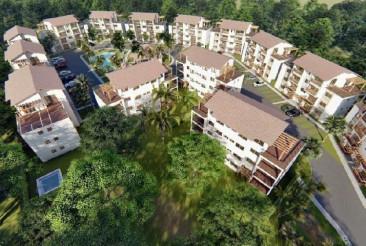 Apartamento en construcció en las Terrenas con Terraza