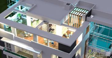 Apartamento en Venta en Exclusiva Torre de Alma Rosa I