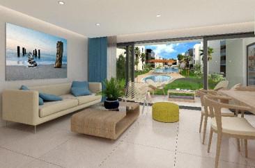 Apartamento en venta de dos hab, ubicado en Punta Cana