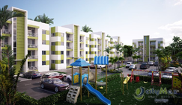 Proyecto de apartamentos en venta, Gurabo, Santiago
