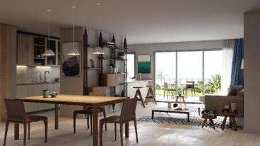 Vendo Apartamento con Club de Playa Privado