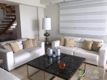 SE vende apartamento PH en los jardines SANTIAGO.