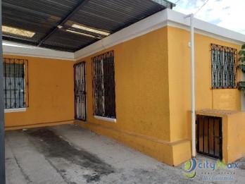 Casa en Venta de un nivel en Villa Nueva