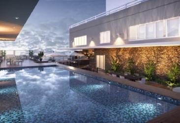 Venta Apartamento 1 hab en Torre Espectacular Urb. Real