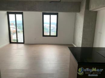 Apartamento en renta en zona 4 excelente ubicacion!!!
