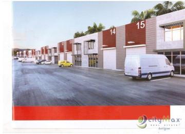 Venta y renta de bodega industrial en Escuintla