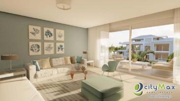 Vendo Moderno Apartamento en Playa Dominicus Bayahibe