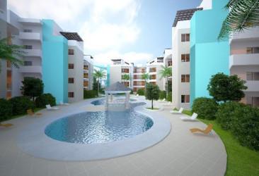 Apartamento en venta Bávaro Punta Cana, Santo Domingo