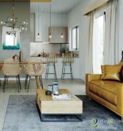 Hermoso Apartamento en Venta en Punta Cana con 2 Hab