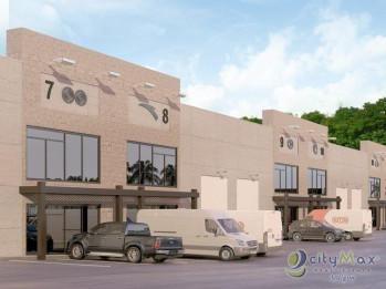 Venta y rentabodega industrial en Escuintla en proyecto
