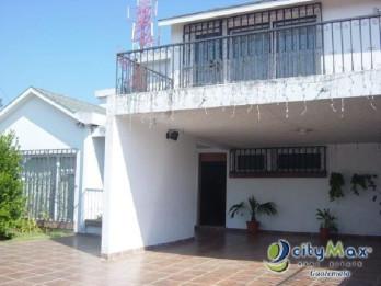 Casa en venta en Monte María 3 zona 12 Guatemala