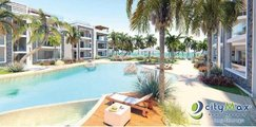 Apartamento en venta de 1 Hab  Primera Linea de Playa