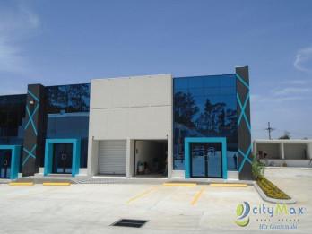 Ofibodega en Renta Zona 11 en Condominio Industrial