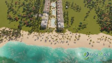 Vendo Moderno Apartamento de 2 Hab en Playa Dominicus