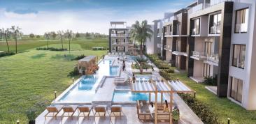 Apartamentos de 2Hab/2B en Punta Cana