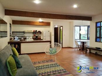 Apartamento amueblado en alquiler en San Rafael Escazú
