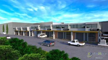 Vendo Ofibodega en construcción en zona 4 Mixco