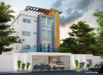 Apartamento amplio en venta con terraza en San isidro