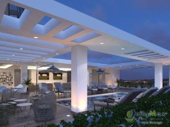 Apartamento en venta frente a Intec con areas sociales