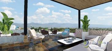 Venta de apartamentos en planos en el Dorado, Santiago.