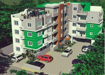 Apartamento en Venta en Ens. Ozama
