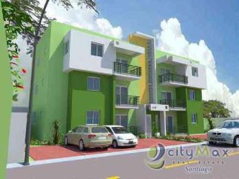 Apartamento en Venta, Gurabo Santiago