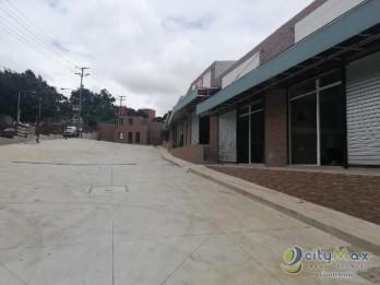 Local Comercial  Nuevo en Zona 13 Avenida Hincapie