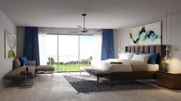 Vendo Lujoso Apartamento con Vista al Campo de Golf