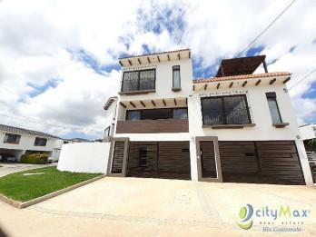 Casa Nueva y Contemporánea en Venta en Hacienda Real
