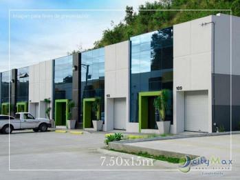 Vende y Renta de  Ofibodega en zona 4 de Villa Nueva