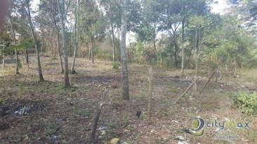 Terreno en venta en Aldea Lo de Mejia fuera de garita