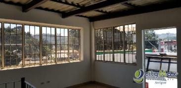 Local en alquiler en Chimaltenango calle principal