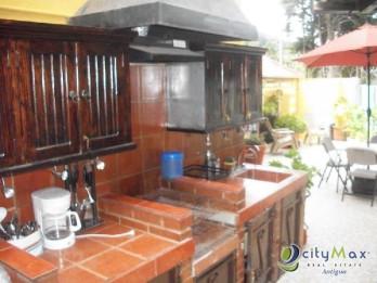 Casa amueblada en renta en la Meseta, San Lucas Sac!