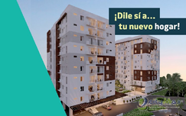 Venta de apartamento en torre residencial Z.4 de Mixco
