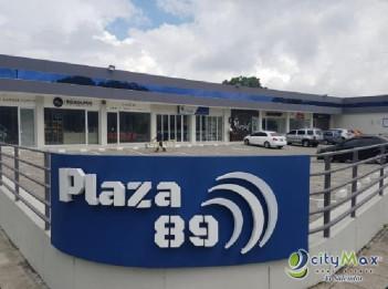 Alquilo local de 60 m2 Plaza Comercial en Paseo Escalón