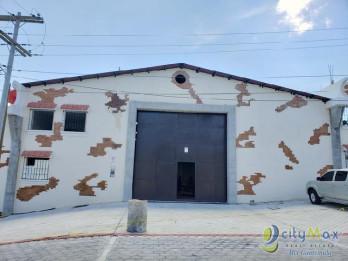 Ofibodega en Renta de 936 m2 en San Cristobal