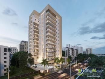Moderno Apartamento en venta en el Ensanche Paraíso
