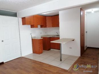 Apartamento en Renta en zona 1 de 2 habitaciones