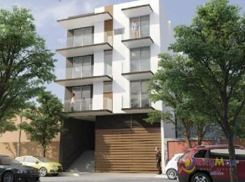 Departamento con terraza en venta Narvarte Oriente