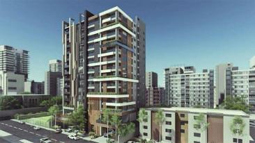 vendo apartamento de 139m2 en Ensanche Paraiso