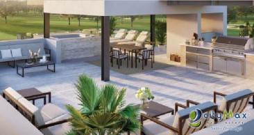 Apartamento en Venta con 145mts de Terraza, Punta Cana