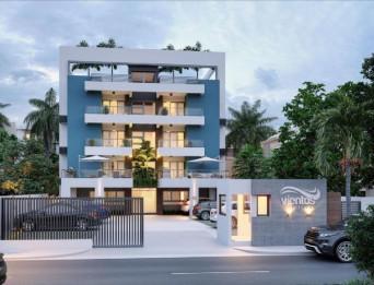 Apartamento en venta dos habitaciones, sector El Dorado