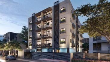 Moderno apartamento en venta con vista al Mirador Sur