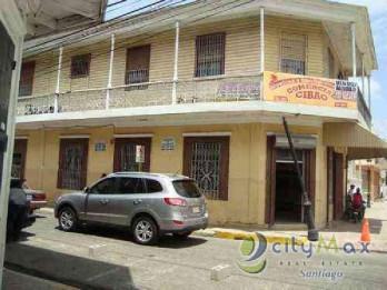 Local comercial en renta centro de la ciudad Santiago