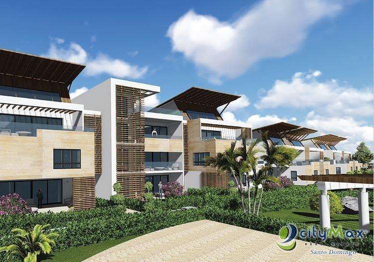 Apartamento en Venta en Las Terrenas de 2 Habitaciones