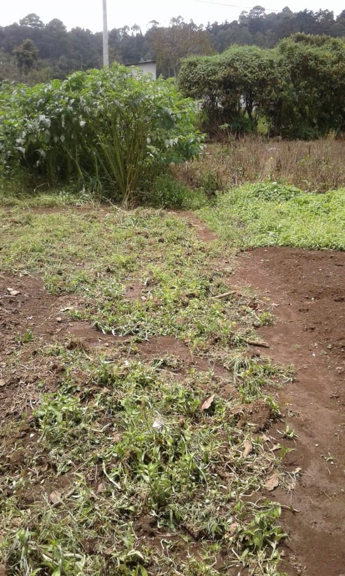 Vendo terreno sobre carretera a Santiago Sacatepequez