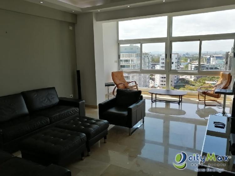 Alquilo Moderno Apartamento Amueblado en la Esperilla