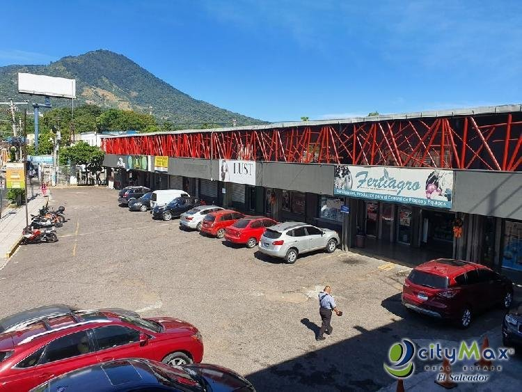 Local para oficina o gimnasio 250 metros Juan Pablo